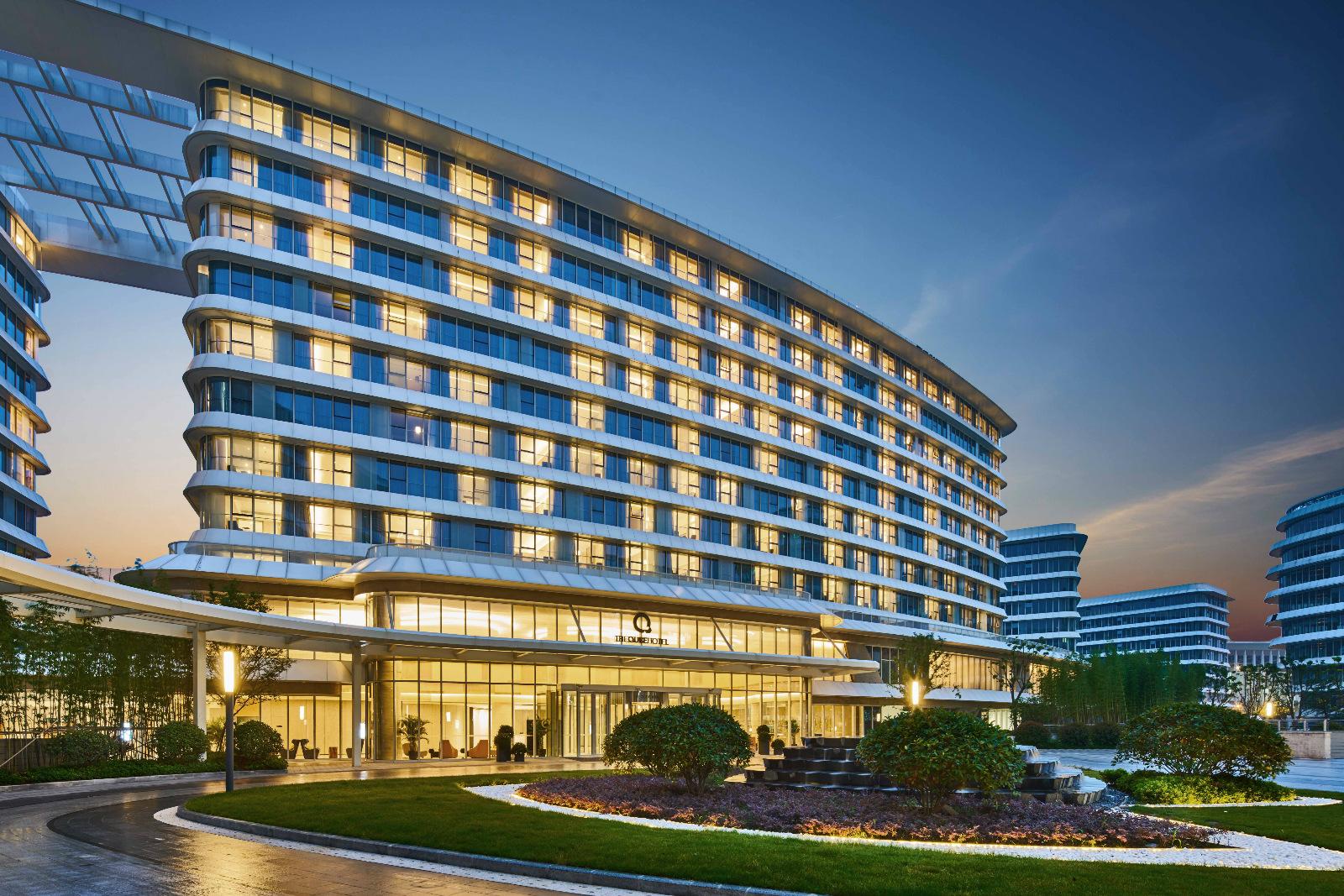 Hotels Near Hongqiao Airport