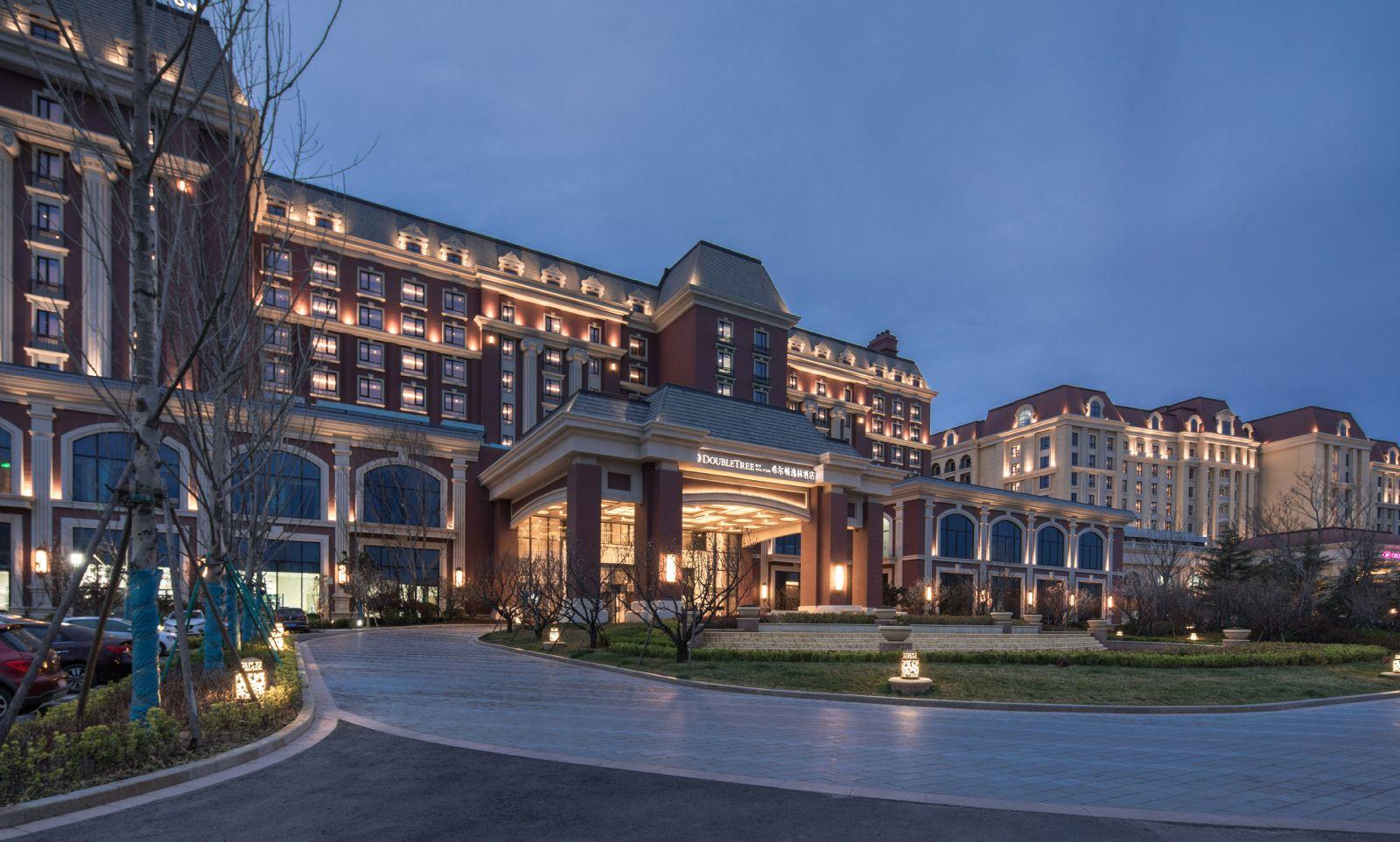 希尔顿集团喜迎青岛西海岸首家希尔顿逸林酒店