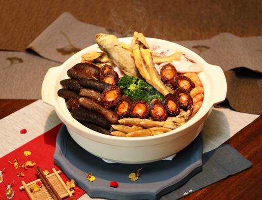 『草海三日游线路』八闽荟萃-佛跳墙火锅,让山珍海味在味蕾沸腾留香