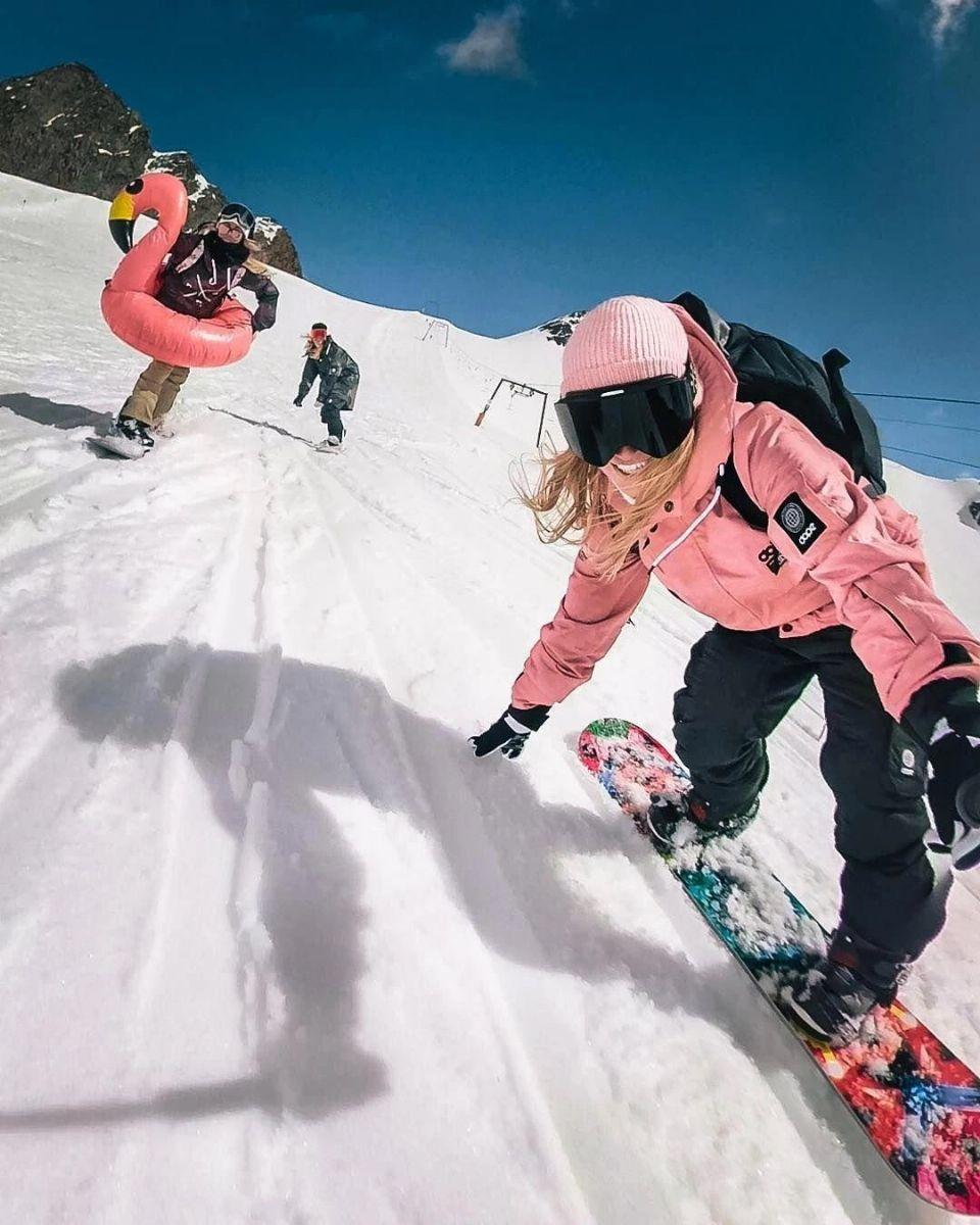 『遵义会址三日游线路』原来高级的网红都在扎堆滑雪?文中含超值滑雪套票!
