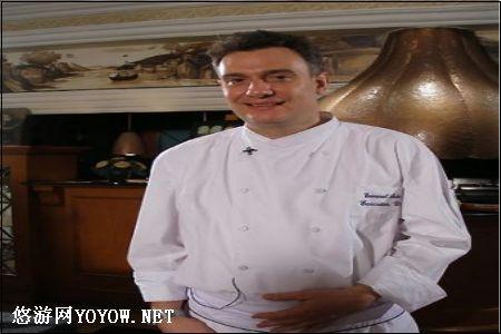 澳门金沙城中心康莱德酒店任命Emmanuel Souliere为行政总厨